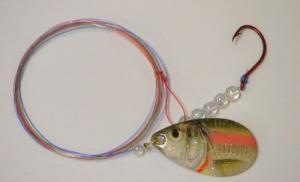 Irresistible Spinner Rigs And 3 Hook Harnesses - IR8