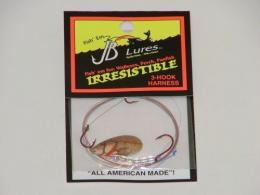 Irresistible Spinner Rigs And 3 Hook Harnesses - IR35
