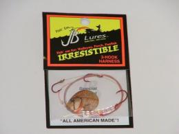 Irresistible Spinner Rigs And 3 Hook Harnesses - IRM35