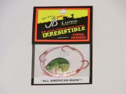 Irresistible Spinner Rigs And 3 Hook Harnesses - IRM37