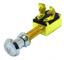 2- Position Push/pull Brass Switch - BR51305