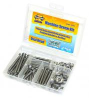 81 Piece Machine Screw Kit - BR54402