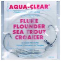Hi / Lo W/ Pearls / Spinners / Fluke / Flounder / Sea Trout - FW-2A