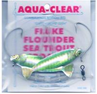 Holographic High / Low Minnow Shinner - FW-2AHG