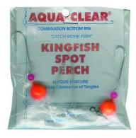 King Fish / Spot / Perch Rig - KF-1FO