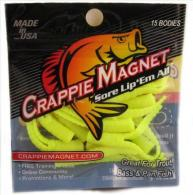 Crappie Magnet 15pc Body Packs - 87272