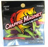 Crappie Magnet 15pc Body Packs - 32101