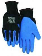 Rubber Palm Knit, Heavy Duty Gloves - 3388BK/11
