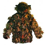 3d Zippered Parka With Face Shield - 3DX3-XL