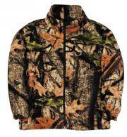 Northland Fleece Camouflage Youth Jacket - CWYF01-XS