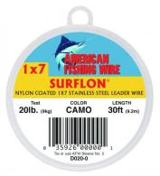 Surflon Coated Leader Wire - D020-0