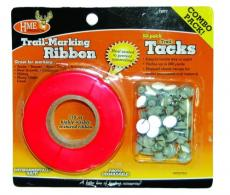 Reflective Trail Ribbon W/tacks - TRWT