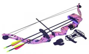 Youth Majestic Compound Bow Package - 566