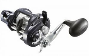 Shimano Tekota Levelwind Conventional Reel w/ Line Counter - TEK601HGLCA