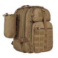 Sling Backpack Tan - CBMST2959