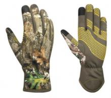 Hot Shot Men's Exponent Woven Softshell Stormproof Touch Glove - 0E-271C-X