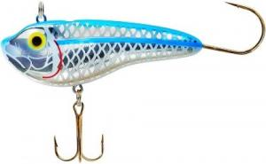 Lindy Fishing Tackle Lindy Glow Streak-Chrome Blue - LGSTK215