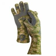 Half Finger Guide Gloves - FM11-GRWTRCAM-M