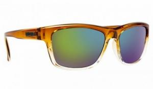 Calcutta Finley Discover Series Sunglasses Golden Brn Grn Mirror - G3438-GLDBR GM
