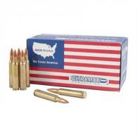 Ultramax Ammo .223 Remington 62 Gr FMJ - UMA223R10