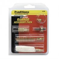 Traditions Ramrod Accessories Pack 50 Caliber - TRAA1205