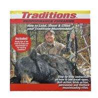 Traditions How To Load, Shoot, and Clean Your Muzzleloader DVD - TRAA1093