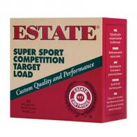 "Estate Super Sport 12ga 2.75"" 1oz #8 25/bx (25 rounds per box)"