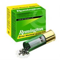 "Remington Nitro Mag 12ga 2.75"" 1-1/2oz #4 25/bx (25 rounds per box)"