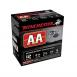 "Winchester AA Super Sport Clays 12 GA 2.75"" 1-1/8oz #9 25/bx (25 rounds per box)"