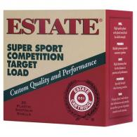 "Estate Super Sport 12 GA 2.75"" 1-1/8oz #7.5 25/bx (25 rounds per box)"