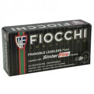 Fiocchi Frangible 9mm 100gr 50/bx (50 rounds per box)