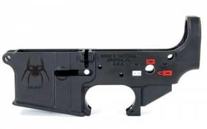 Spikes Tactical STLS019-CE AR-15 Spider Stripped Lower Receiver - STLS019CE
