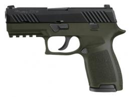 Sig Sauer 320 Compact 9mm 15+1 320C-9-TSS-ODG