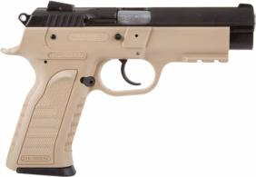 EUROPEAN AMERICAN ARMORY TANFOGLIO WITNESS 9MM Flat Dark Earth POLY FRAME - 999344