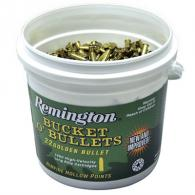 Remington Bucket O' Bullets 22 Golden Bullet 36gr HP 1400 rds