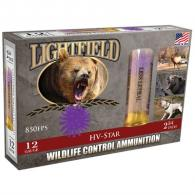 Lightfield 12ga 2 HV (High Velocity) Rubber Star 5/bx