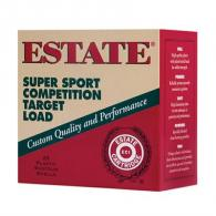 "Estate Super Sport 12 GA 2.75"" 1-1/8oz #9 25/bx"