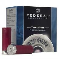"Federal Top Gun 12ga 2.75"" 1-1/8oz #8 25/bx"
