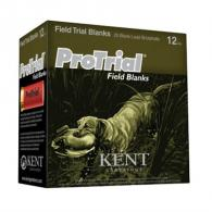 Kent Ammo 12 GA 2.5in Protrial Field Blanks