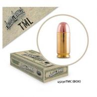 Jesse James TML 45 Auto 230gr TM 50bx