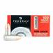 Federal Ammo 9mm 115gr FMJ Champion Aluminum 100/box