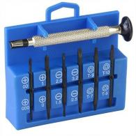 12-IN-1 MINIATURE SCREWDRIVER SET - ZPS12B