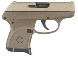 Ruger LCP 380ACP 6+1 Flat Dark Earth