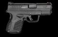 "Springfield XDS-9mm 3.3"" Black"