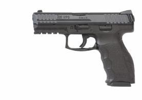 H&K VP9 9mm Night Sights w/3 15rd Mags - 700009LEA5LE