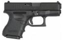 GLOCK 26 9MM 3.46 US MADE - G26US