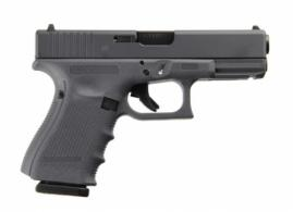 Glock 23 G4 Full Gray .40SW 13