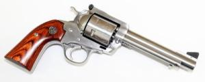 "Ruger New Model Blackhawk .45LC 5.5"" Stainless - 0470"