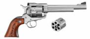 Ruger KBN36X 357/9MM 6.5 Stainless Steel - 0320