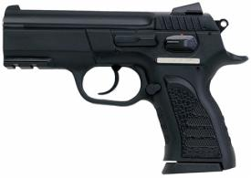 EUROPEAN AMERICAN ARMORY WIT 9MM 3.6 POLYMER Black - EA999106